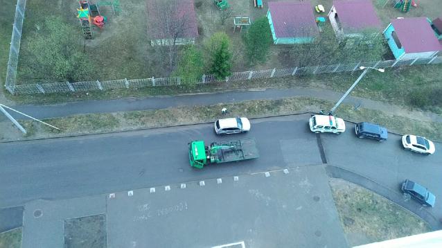 Фото Парковочные войны: у жителей Эжвы начали массово эвакуировать машины