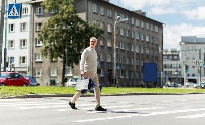 Фото В Кировской области в этом году на дорогах погиб 21 пешеход