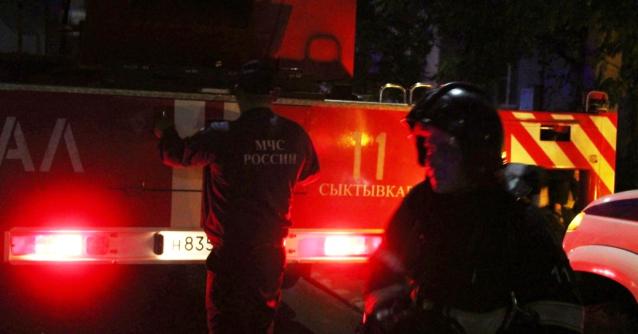 Фото В Коми за сутки сгорели 2 автомобиля