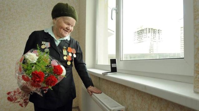 Фото Власти Сыктывкара отремонтируют 21 квартиру ветеранов войны