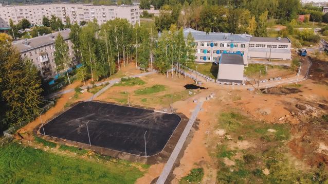 Фото Игорь Васильев предложил привлечь к капремонту школ учеников и родителей
