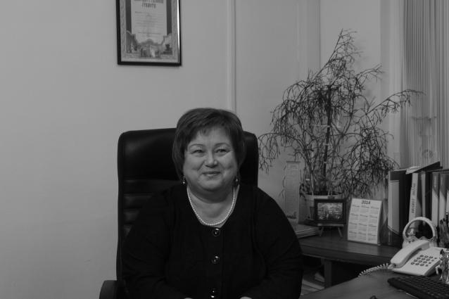 Фото В Коми ушла из жизни бывший директор «Юргана» Нина Шмарова