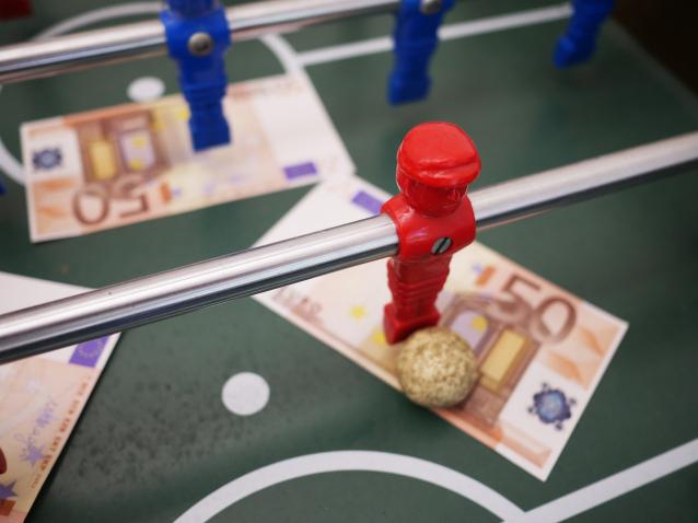 Фото В Ижемском районе бухгалтер потеряла на спортивных ставках 200 тысяч рублей