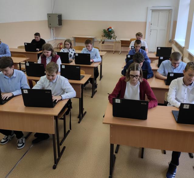 Фото В Коми 80 школ получили 2240 ноутбуков
