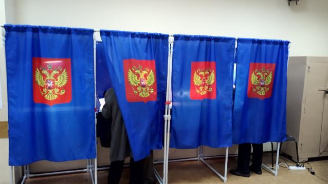 Фото «ЕР» набрала менее 28% на выборах в Заксобрание Кировской области