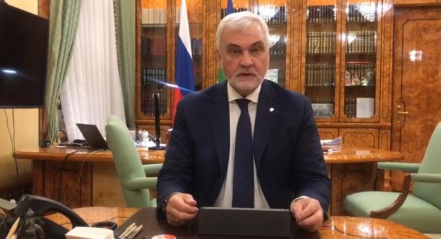 Фото Глава Коми выступил против вырубки бора в Язеле