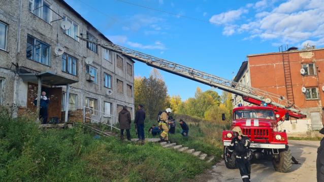 Фото В Ухте отремонтируют общежитие, в котором случился пожар
