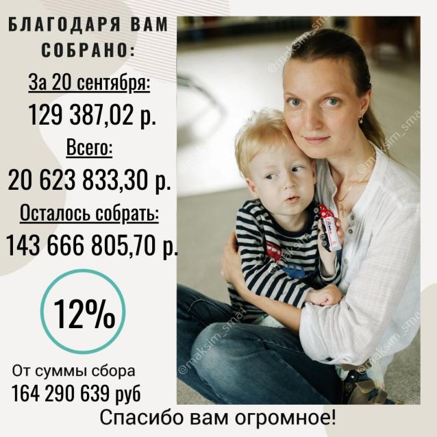 Фото Маленькому кировчанину требуется дорогостоящее лекарство