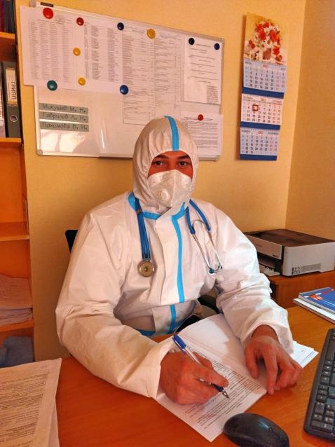 Фото Врачи рассказали о ситуации с коронавирусом в Эжве