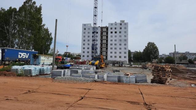 Фото В Кировской области более 4 тыс. жителей переселят из аварийного жилья к концу 2023 года