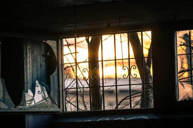 Фото В Воркуте предотвратили кражу металла из техникума