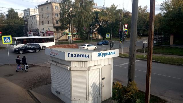 Фото В Кирове проведут исследование для разработки схемы НТО