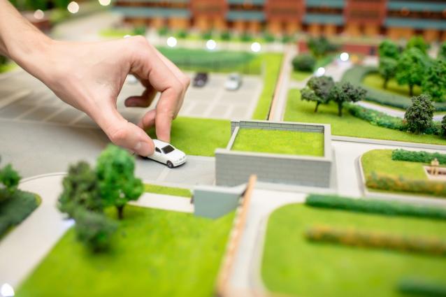 Фото В Кирове спрос на покупку парковочных мест вырос на 36%
