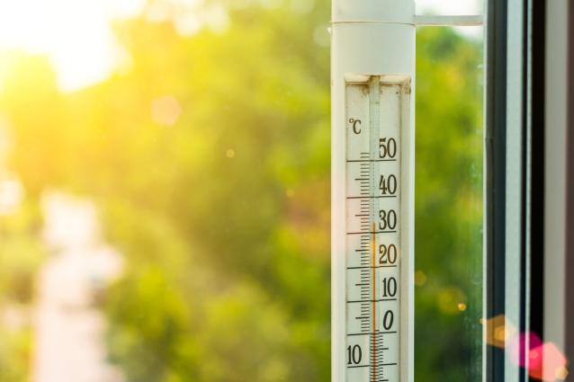 Фото В Кирове побит очередной рекорд максимальной температуры воздуха